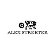 ALEX STREETER ロゴ 300×300