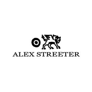 アレックスストリーター ロゴ