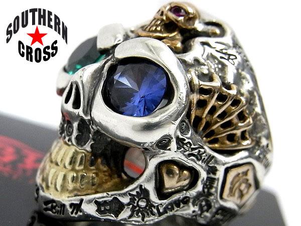 ビルウォールレザー 指輪