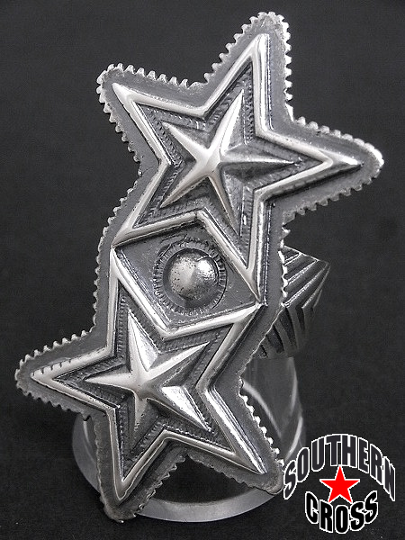 DOUBLE SHERIFF STAR