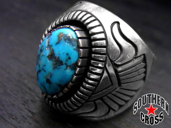 ナバホ族 指輪