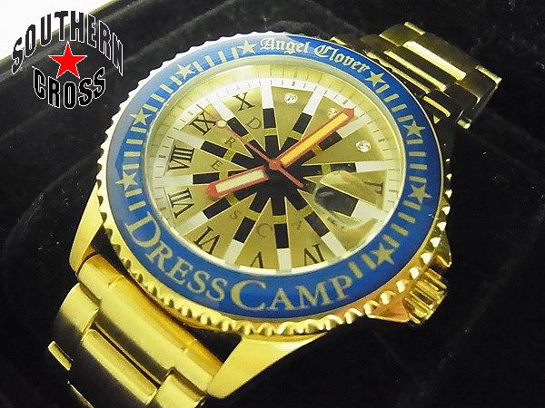 ドレスキャンプ 腕時計