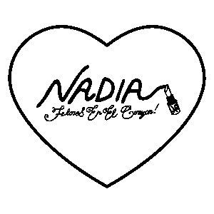 ナディア ロゴ