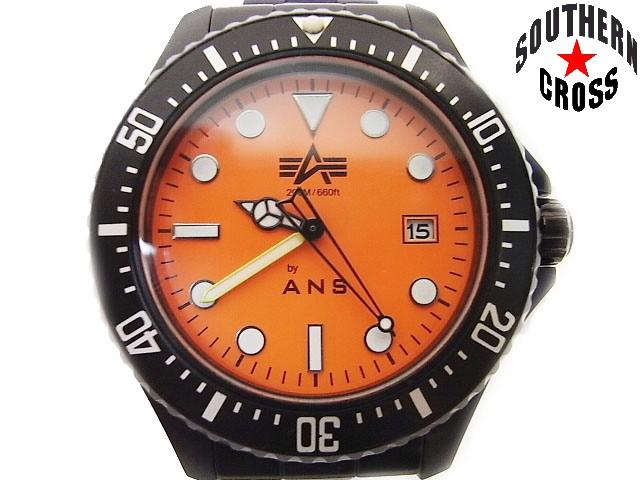 アルファインダストリーズ 腕時計