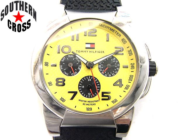 トミー ヒルフィガー 腕時計