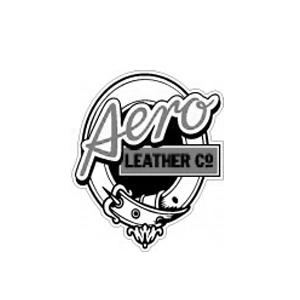 エアロレザー ロゴ