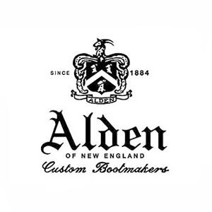 オールデン ロゴ