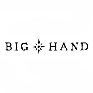 ビッグハンド ロゴ