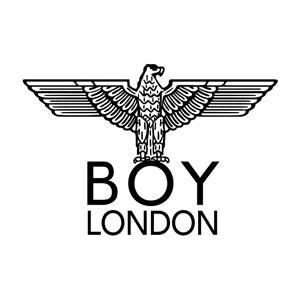 ボーイロンドン ロゴ