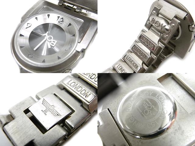 ボーイロンドン 腕時計