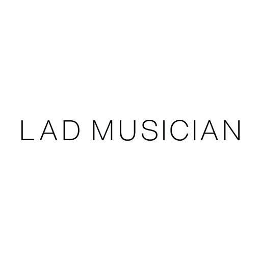ラッドミュージシャン ロゴ