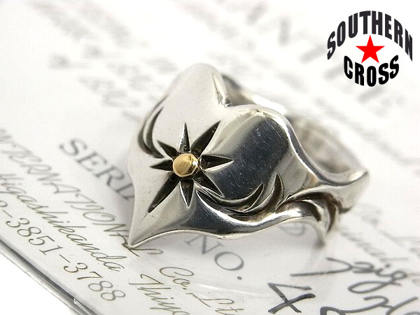 ビッグハンド 指輪