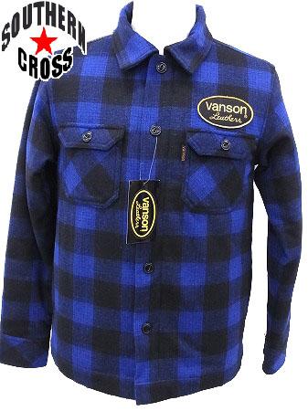 バンソン チェックシャツ