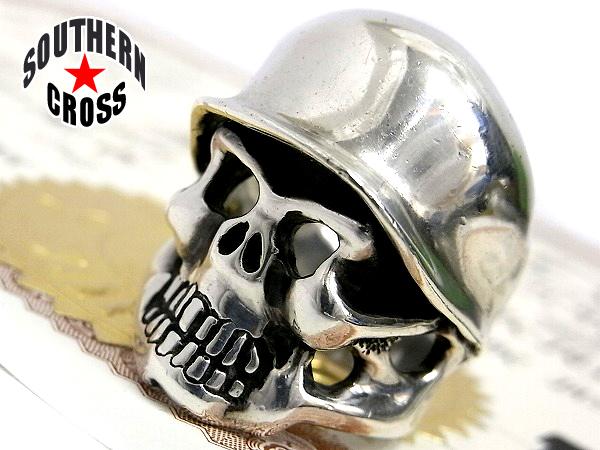 ヘルメットスカルリング