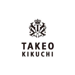タケオキクチ ロゴ