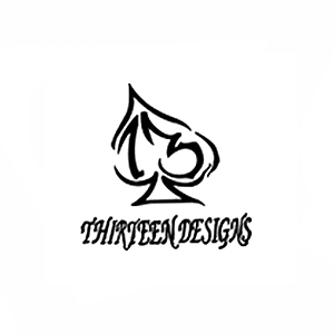 サーティーンデザインズ ロゴ