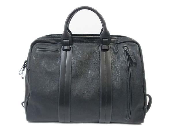 ガレリアント レザービジネスバッグ