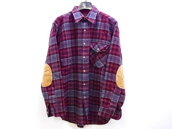 ペンドルトン チェックシャツ