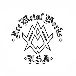 エースメタルワークス ロゴ