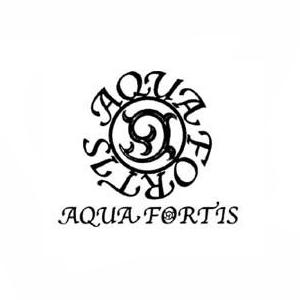 アクアフォルティス ロゴ