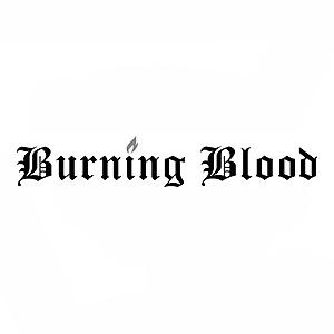 バーニングブラッド ロゴ