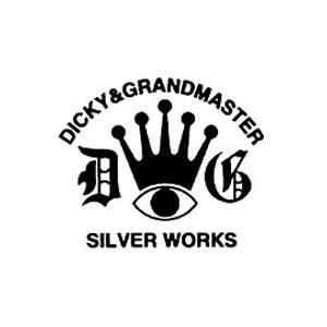 ディッキー&グランドマスター ロゴ