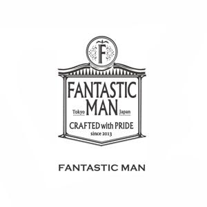 ファンタスティックマン ロゴ