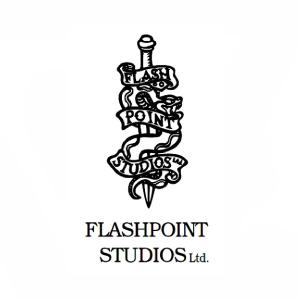 フラッシュポイント ロゴ