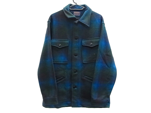 ペンドルトン ウールジャケット