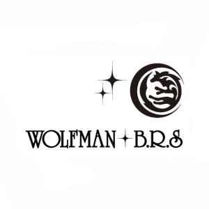 ウルフマンB.R.S ロゴ