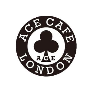 エースカフェ ロンドン ロゴ
