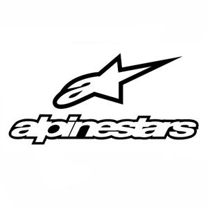 アルパインスターズ ロゴ