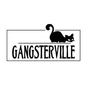 ギャングスタービル ロゴ