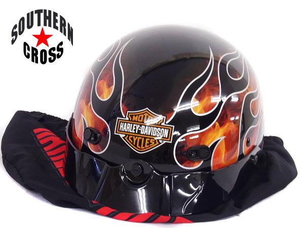 ハーレーダビッドソン ヘルメット