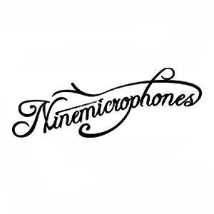 ナインマイクロフォンズ ロゴ