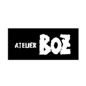 アトリエボズ ロゴ