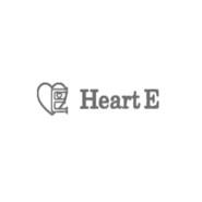 Heart E ロゴ