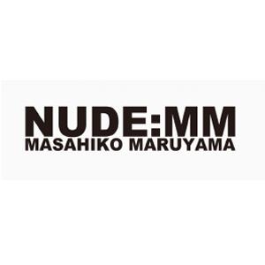ヌードマサヒコマルヤマ ロゴ