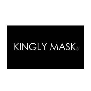 キングリーマスク ロゴ