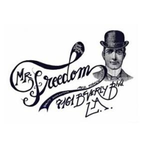 ミスターフリーダム ロゴ