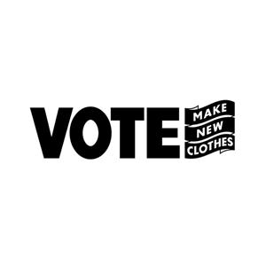 ヴォートメイクニュークローズ ロゴ
