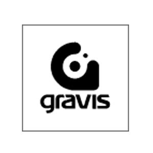 グラビス ロゴ