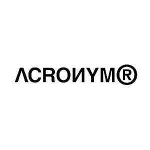アクロニウム ロゴ