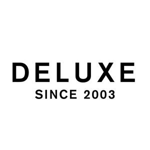 デラックス ロゴ