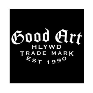 グッドアートハリウッド ロゴ