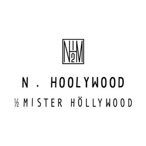 N.ハリウッド ロゴ