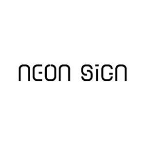 ネオンサイン ロゴ