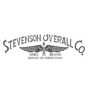 スティーブンソンオーバーオールズ ロゴ